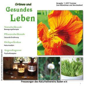 Das Magazin für gesundes Leben