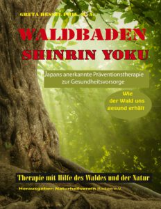 Buch über Waldbaden